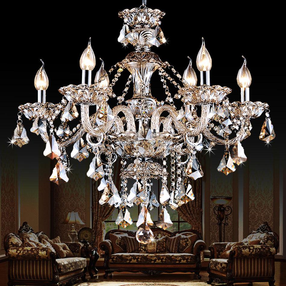 k9 crystal chandelier lighting modern luxury crystal