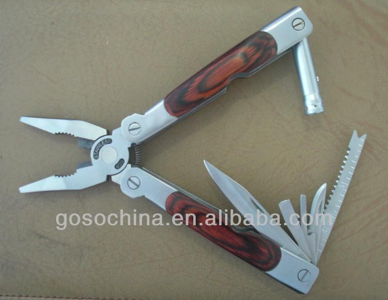 GOSO LOCKSMITH TOOLS-CIVIL USE LOCK TOOLS -1-64 multi functional pliers(China (Mainland))