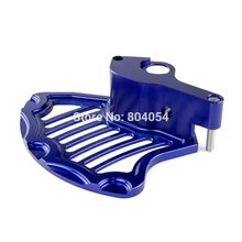 Blue Billet Front Brake Disc Guard Husqvarna 125-501 TC/FC/TE/FE 2014 TE/FE 2015 - XP-ALIEXPRESS store