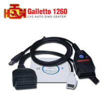 2016 Hot Selling Galletto 1260 ECU Chip Tuning Tool EOBD / OBD2 / OBDII Flasher Galletto1260 ECU Flasher Free Shipping(China (Mainland))