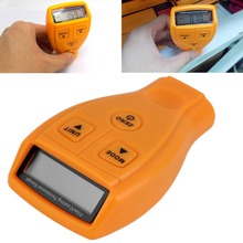 diagnostic-tool ultrasonic thickness gauge paint coating thickness gauge Digital Automotive Coating Ultrasonic Paint Iron Meter(China (Mainland))
