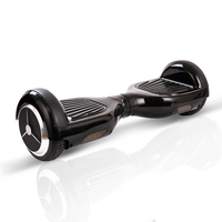 Rooder smart dual wheel self balancing scooter R8 with led light