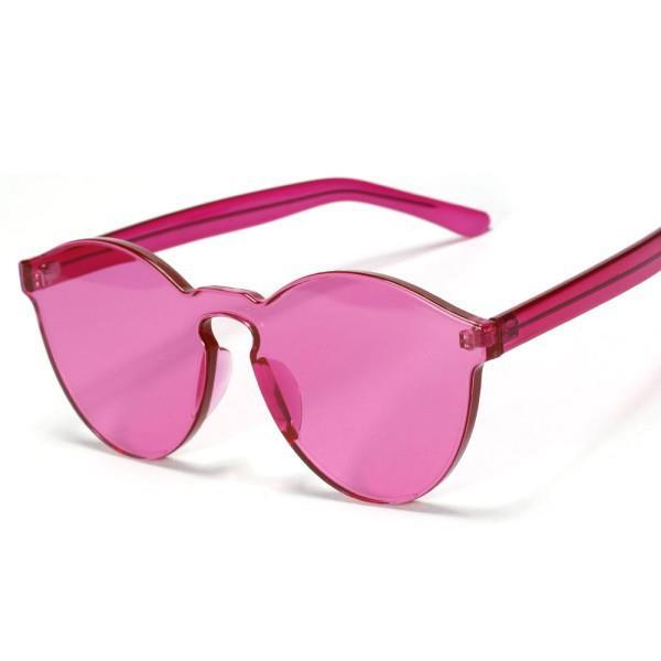Candy Color Fashion Korea Unisex Sport Sunglasses Unisex Eyewear Eyeglasses Free Shipping