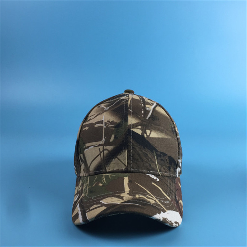 Men women baseball cap Bionic camouflage tactical military cap sun hat camping hiking hunting cycling air Peaked Cap(China (Mainland))