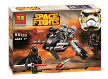 Star Wars Avengers Shadow Trooper Bela Building Blocks Minifigures Model Set Bricks Toys Compatible 75079 S096 - Lucky bags home store