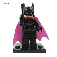 Marvel Super Heroes The Avengers Minifigures Single Sale Penguin batman joker clown Building Blocks Model Bricks Toys legoelieds(China (Mainland))