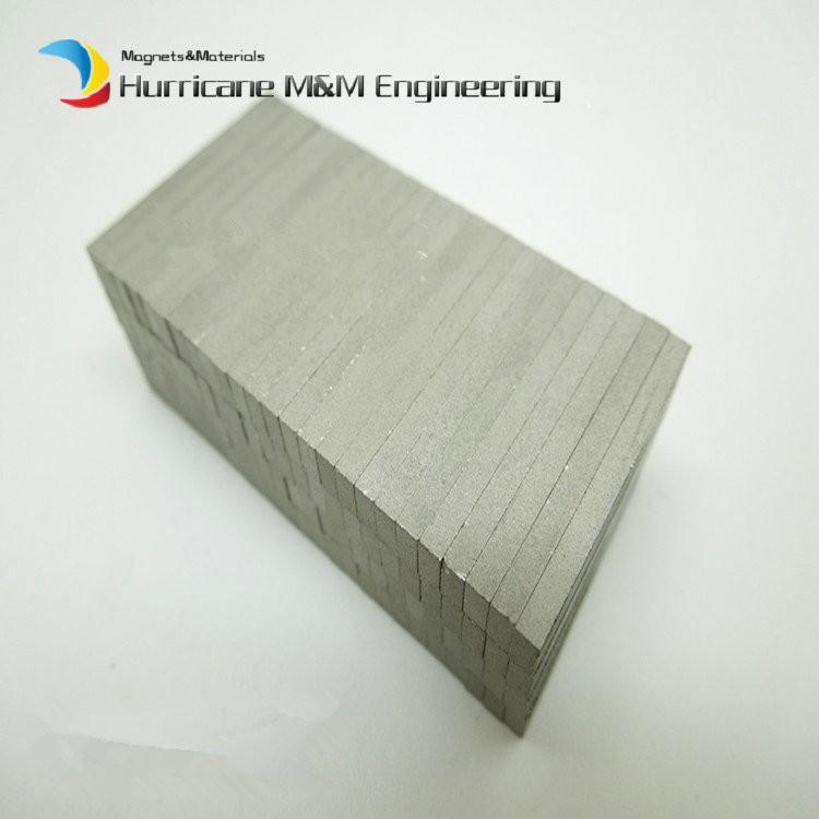 100 pcs SmCo Magnet Block 60 x 4 x 4mm bar grade YXG24H, 350degree C High Temperature Mortor Magnet Permanent Rare Earth Magnets<br><br>Aliexpress