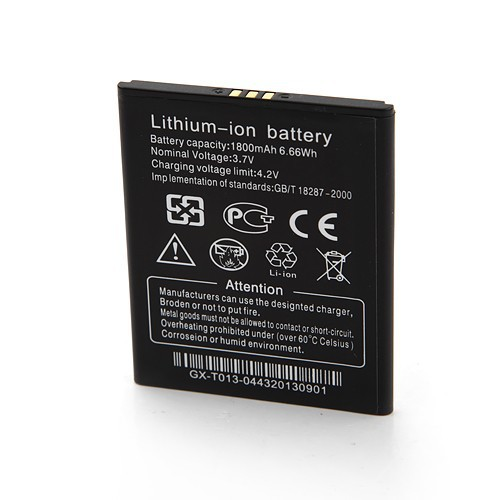 1800mAh Original Battery ThL W100 w100s Smartphone