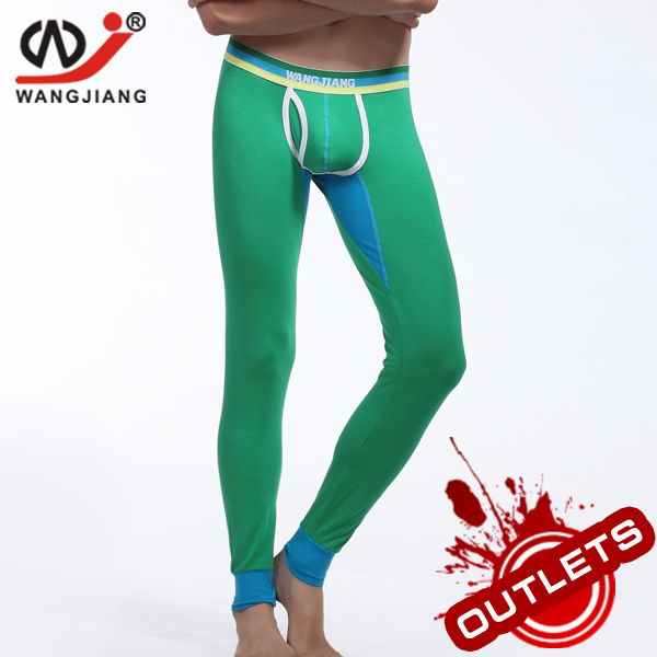 Winter ONLY THE PANTS WJ thermals for men long underwear for men camiseta interior termica ciclismo cotton men pamts 1015-CKU(China (Mainland))
