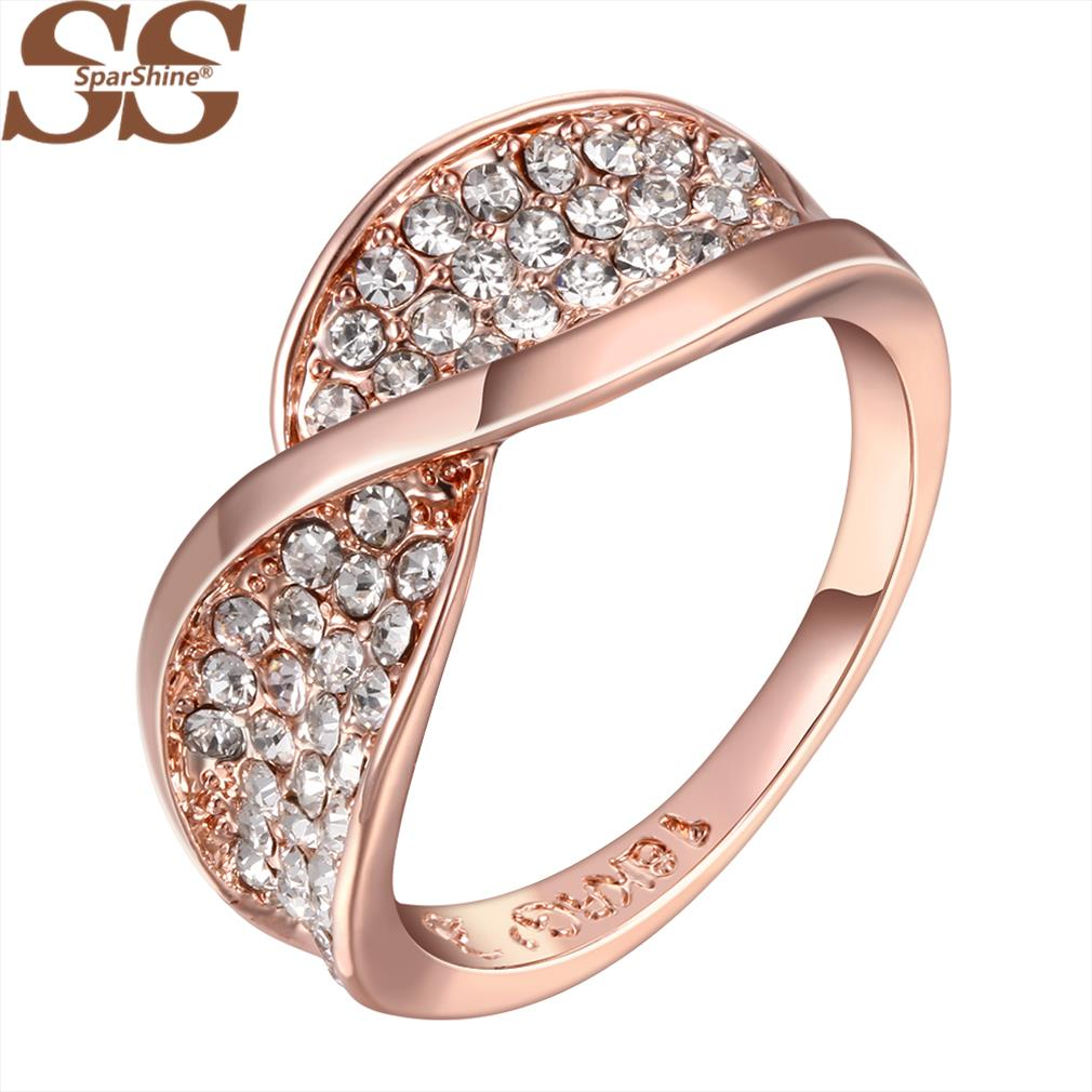 SparShine Punk Anillos 18K Gold Rings For Women Fine Jewelry Turquoise Men Ring 18K Gold Ring Acero Inoxidable Retro(China (Mainland))