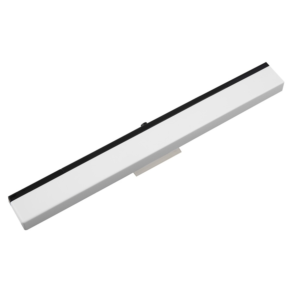 In stock! Wireless Remote Sensor Bar Infrared Ray Inductor For Nintendo Wii Controller Newest(China (Mainland))