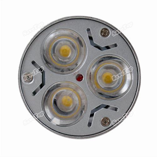 ChicSky Ultra Bright GU10 6W LED Dimmable Spot Light Downlight Lamp Bulb Warm White(China (Mainland))