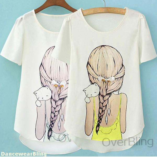 Женская футболка OverBling T