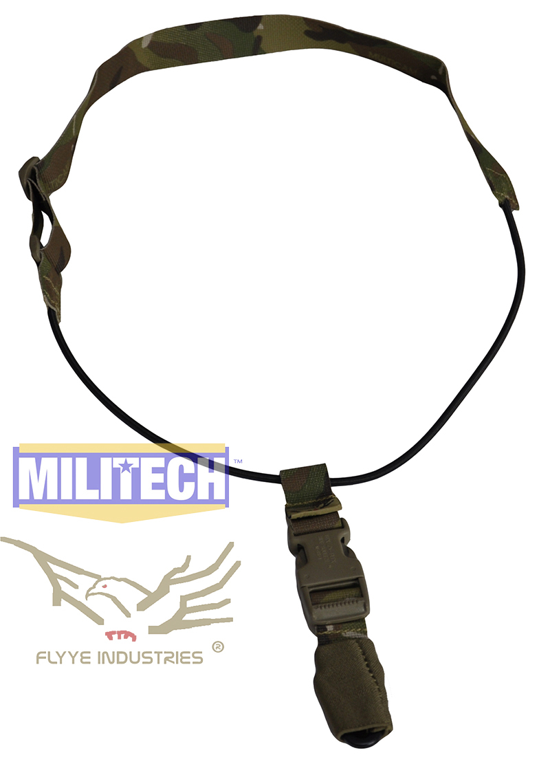 Military Spec Multicam MC GI Style MP7 Machine Gun Tactical Gun Sling FLYYE FY-SL-S008 Sling(China (Mainland))