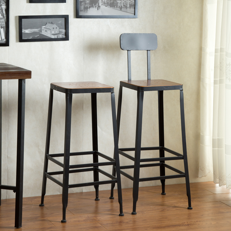 Ecdaily Bar Stools Stool Chair Starbucks Coffee Bar Stool
