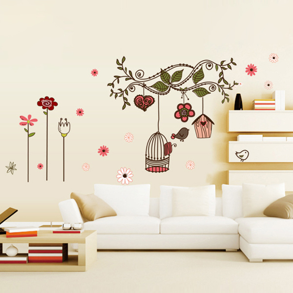 Beautiful Children Home Decoration Wall Stickers For Kids