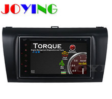 2 Din Android 4.4 Capacitive Touchscreen Mazda 3 Car Autoradio Audio DVD Built in GPS Navigation system BT USB Ipod WIFI Map(China (Mainland))