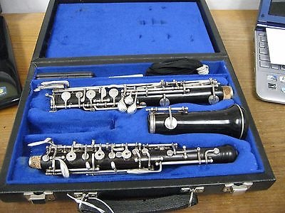 CABART MODEL 74 (F.LOREE WORKSHOP) OBOE, NO CRAX, VERY GOOD EXAMPLE. GOOD PADS.(China (Mainland))