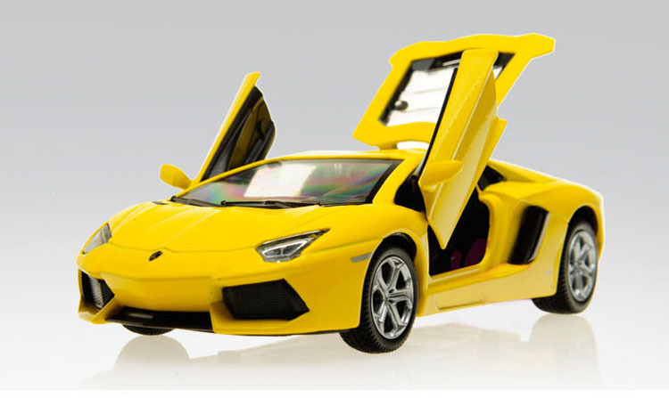 Free shipping 1:32 Scale Aventad LP700-4 Alloy Diecast Vehicle Car Model Toy collection Sound & Light(China (Mainland))