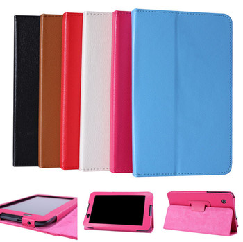 5 in 1 Kit Original Stand PU Leather Case for Lenovo A3300 A3300-T Tablet