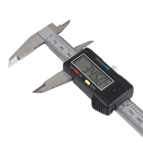 Promotion! New Stainless Steel 150mm LCD Electronic Digital Caliper Vernier Micrometer Guage, Free & Drop Shipping - King Eagle Electronics Co., Ltd store