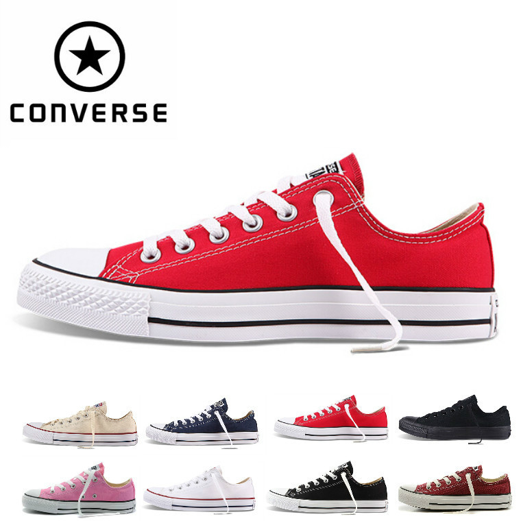 Fashion Men/Women Casual Canvas,Converse All Stares canvas shoes 16 models low&high style Lovers' classic Canvas Shoes Sneakers(China (Mainland))