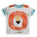 Cheap Boys Clothing Children Tops Summer Style Cartoon Cute Animal T shirts for Boy Cotton Tees