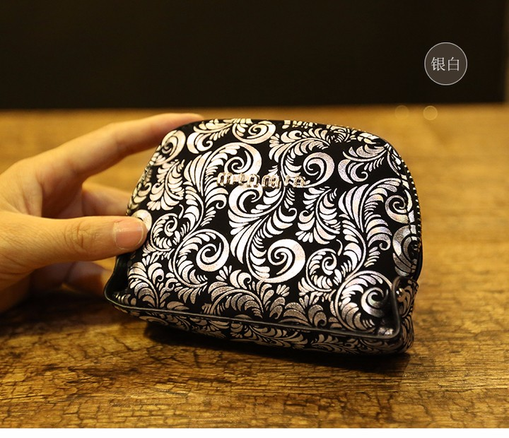 Female coin purse women lady  Leather Card Holder Mini Wallet Clutch (13)