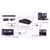Multi 1pcs Retail TV RCA Video S-video to PC VGA Monitor Adapter Converter Box