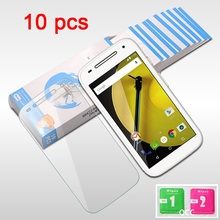10.3mm 9H Anti-shatter screen protector Tempered Glass film Moto E2 E 2nd Gen XT1527 4.5 inch Explosion-proof HD lcd - QCC Online Store for mobile phone case store
