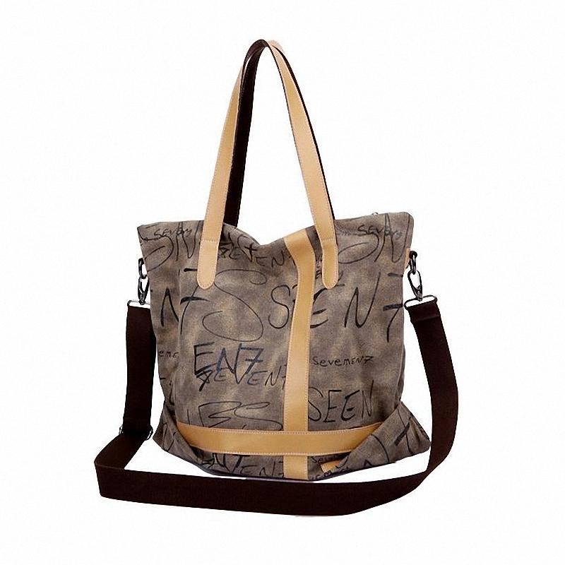 Femininas Canvas Womens Messenger Bags Vintage Shoulder Crossbody Bags handbags LI-1009<br><br>Aliexpress