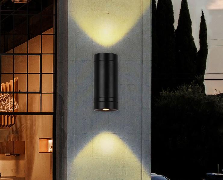 Mur ext rieur luminaire promotion achetez des mur for Eclairage exterieur mur