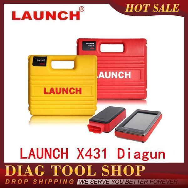 2015 Newest launch diagun2 Multi-language Launch X431 Diagun II Full Set+Lifelong free update(China (Mainland))