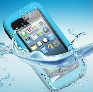Free Shipping Waterproof Durable Water proof Bag Underwater Back Cover Case For Apple iPhone 5 5S 4 4S iPod Touch 5 Wholesale(China (Mainland))