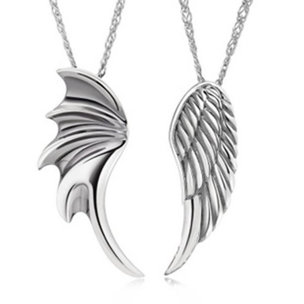 Wings Pendants Necklaces For Lovers