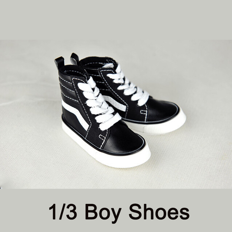 1Pair Retail Fashion Dolls Accessories Canvas Dolls Shoes Boys BJD Shoes 1 3 <br><br>Aliexpress