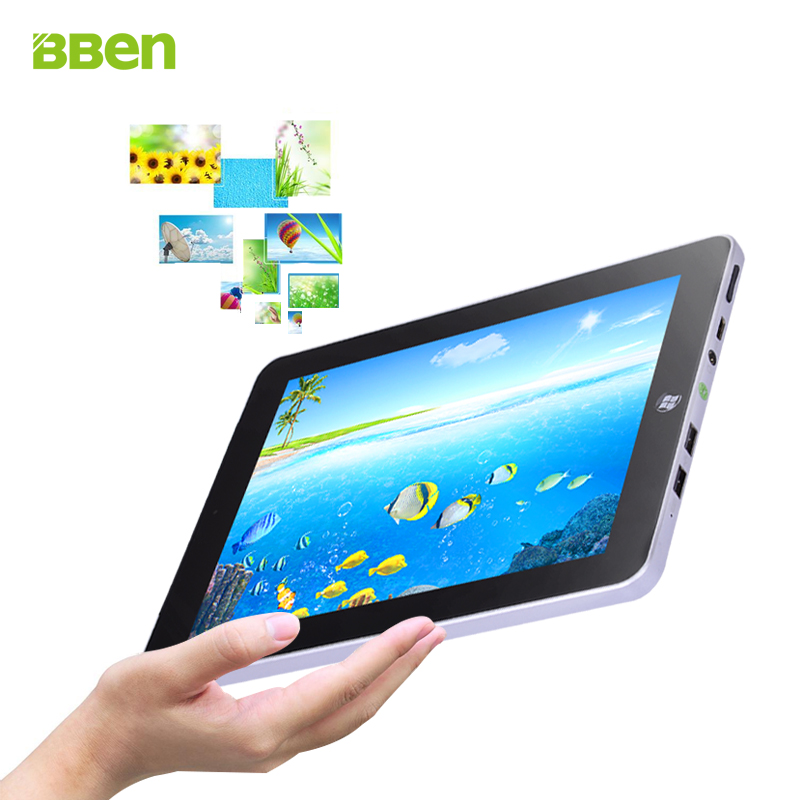 Bben 9.7' dual core intel N2600 processor 1.6Ghz windows 7 8 2GB 4gb 32gb HDMI mini tablet pcs laptop ultrathin laptop(China (Mainland))