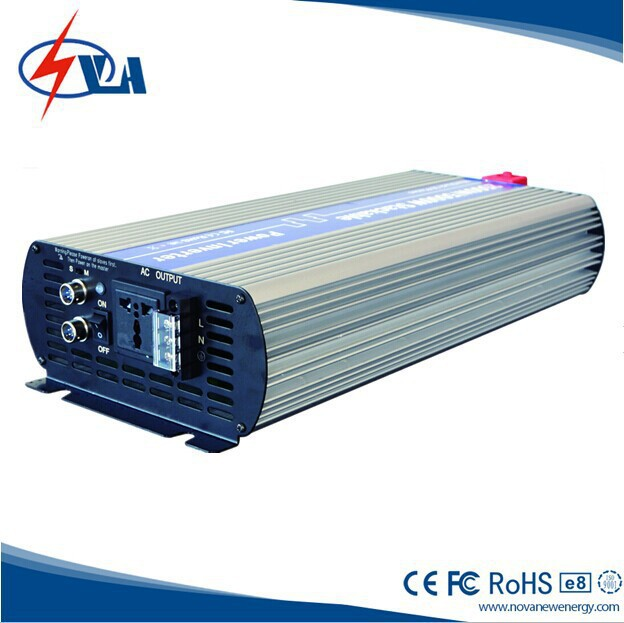 New Product!Dc12/24V To Ac120/230V 2500w parallel power inverter without charger/Solar power inverter stackable parallel(China (Mainland))