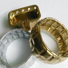 Wholesale 3D Printer Filament SilverFill color 1 75mm 0 5kg Metal Consumable Material for MakerBot RepRap