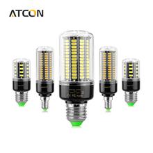 1Pcs SMD 5736 More Brighter 5730 5733 LED Spotlight Bulb light Corn lamp 3.5W 5W 7W 8W 12W 15W E27 85V-265V No Flicker CE RoHS(China (Mainland))