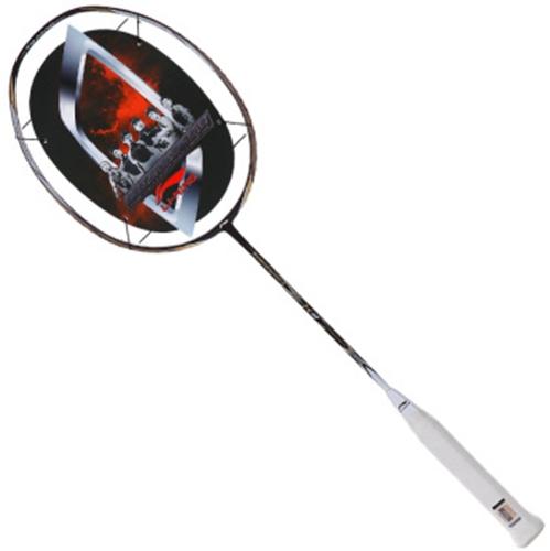 lining N9 badminton racket/racquet full carbon li ning racket defensive type the grip material set line absorb sweat(China (Mainland))