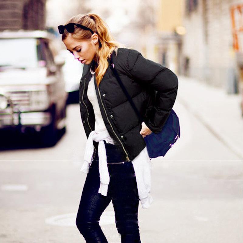 Ladies short parka coats – Modern fashion jacket photo blog