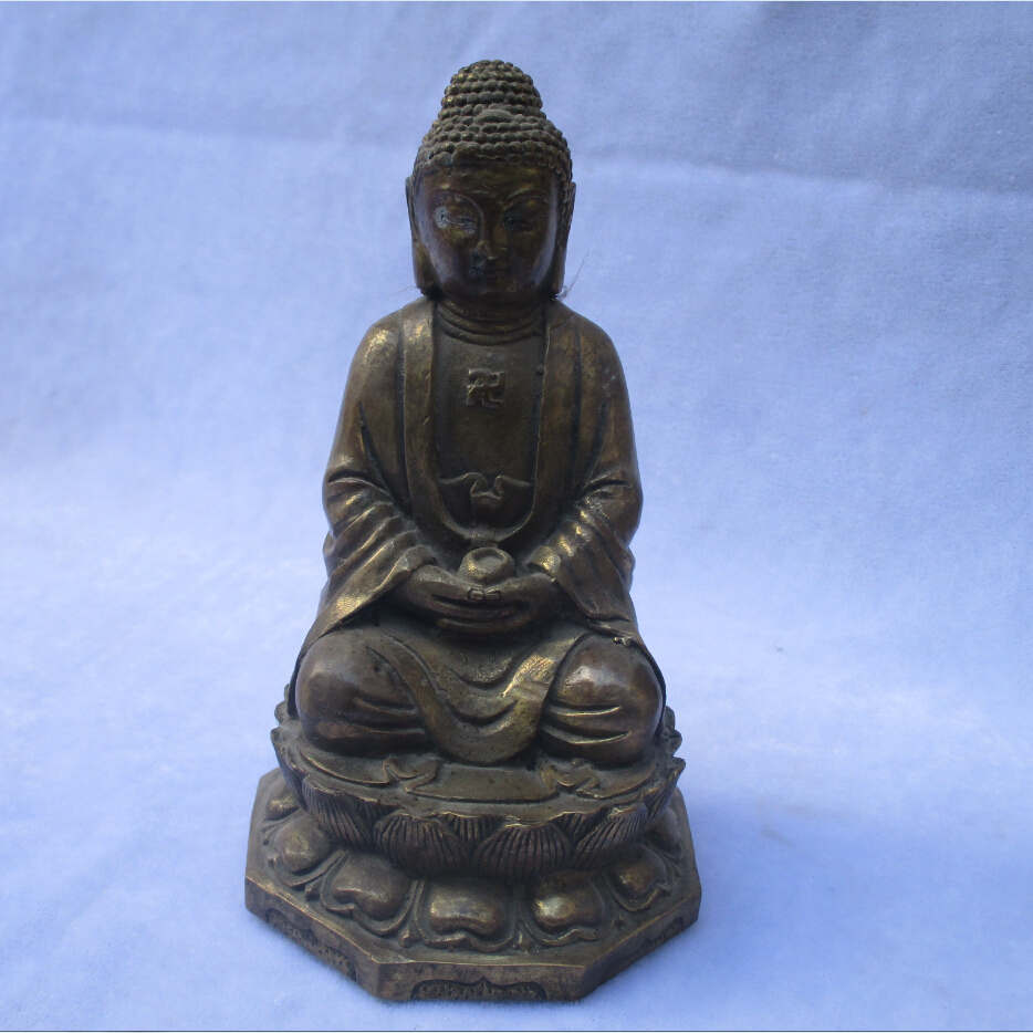 Online buy wholesale metal buddha statue from china