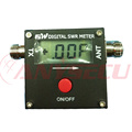 Redot 1050A 120W VHF UHF Digital SWR Power Meter For 2 way Radio Mobile Radio