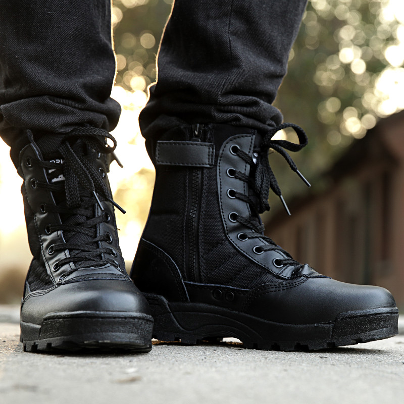 Black Fashion Combat Boots with FREE Shipping & Exchanges, and a % price guarantee. Choose from a huge selection of Black Fashion Combat Boots styles.