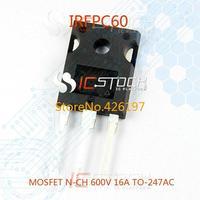 irfp460lc mosfet n-ch 500В 20А до 247ac 460 irfp460 1шт