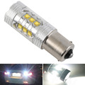1pc High Power S25 1156 BA15S 80W P21W XBD LED Reverse Light Backup Led Reverse Lamp