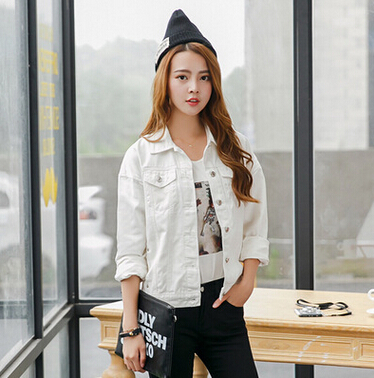 White Short Jacket Promotion-Shop for Promotional White Short