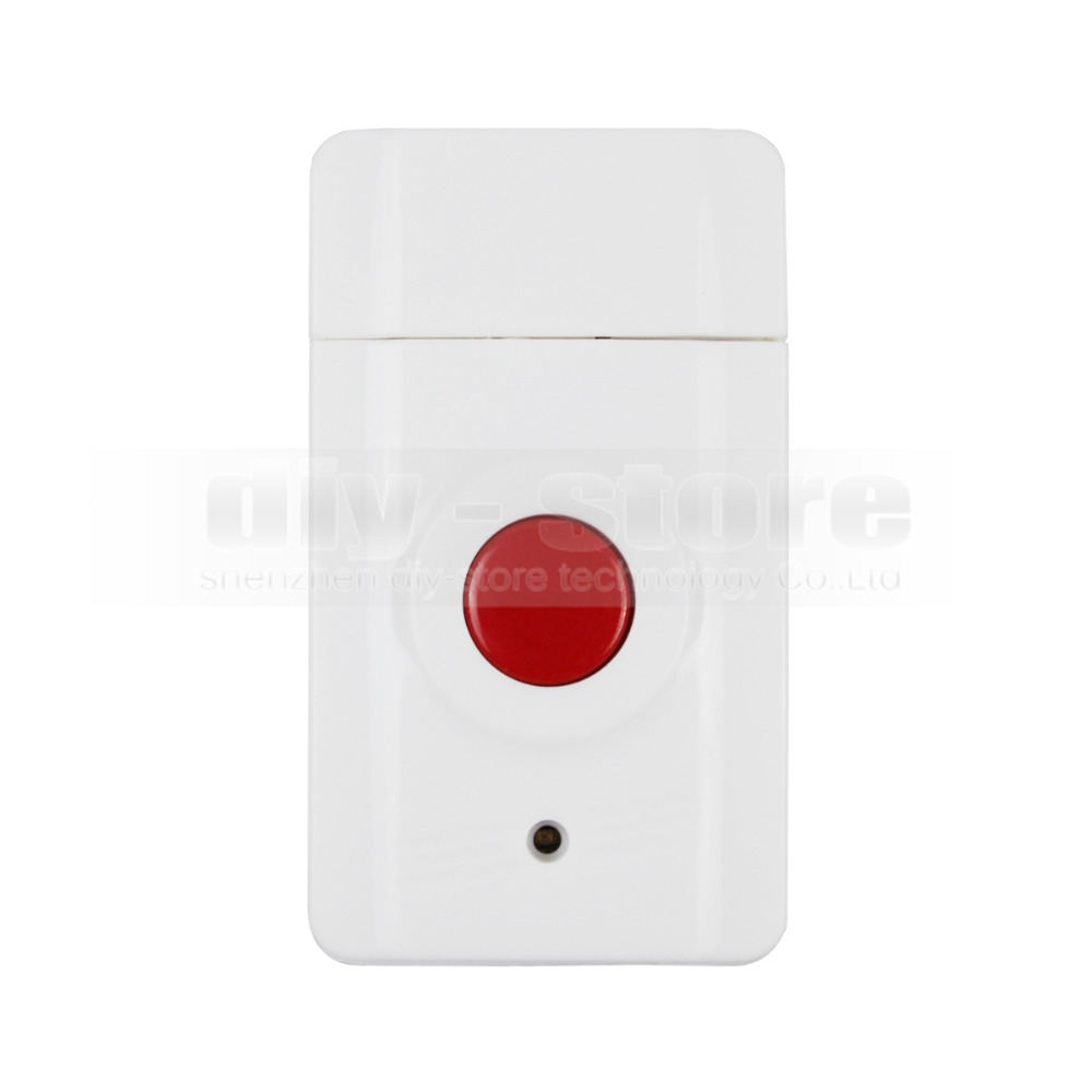 JA-01 Wireless Emergency Button for Our Related Home Alarm Home Security System 433Mhz Panic Button(China (Mainland))