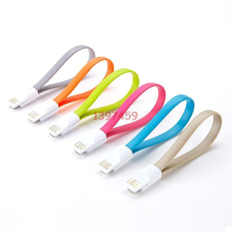 Hot 22cm Micro Usb V8 Magnet Short Line Cabo For S For Samsung Galaxy S3 S4 I9500 Htc Lg Sony Phone Charger Cable Sync Data(China (Mainland))
